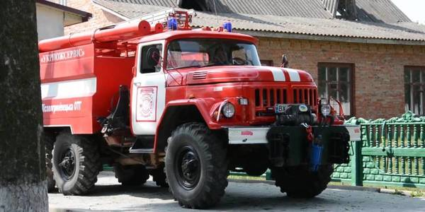 Success story of Lisohrynivetska AH on how local fire brigade can earn money on its own