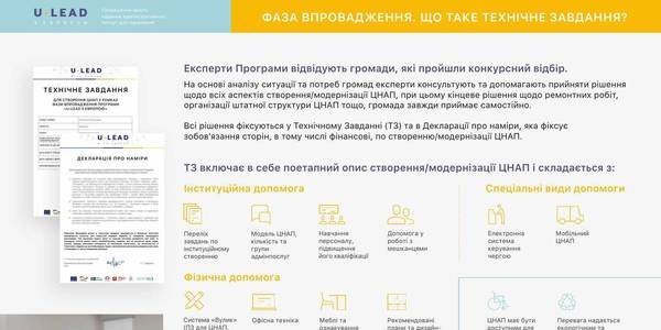 What are Terms of Reference for ASC establishment in hromada?