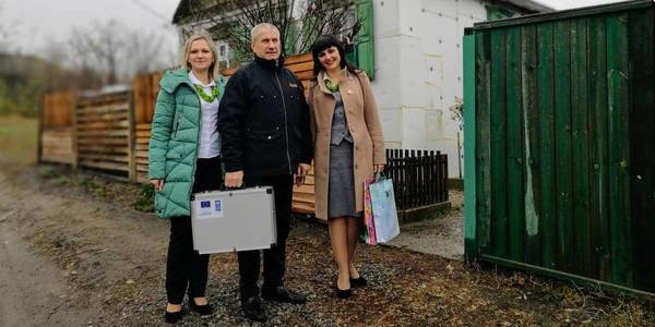 Administrative services at home: mobile ASC started its work in Lymanska AH