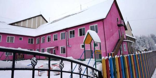 Dzvyniatska hromada opened kindergarten and renewed work of swimming pool