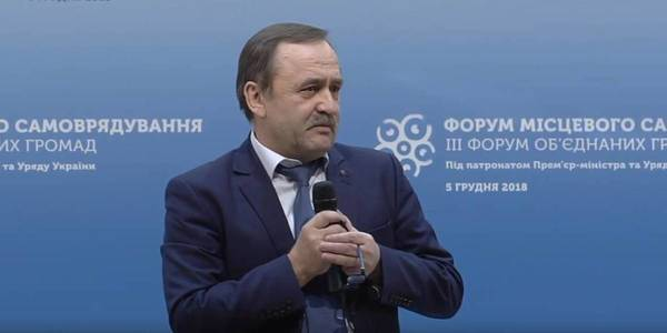 Regional policy will become efficient, when all local self-government levels are able to implement it, - Vyacheslav Nehoda