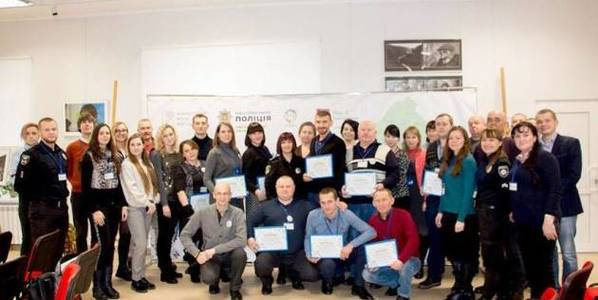 Representatives of 11 AHs of Khmelnytskyi Oblast received social negotiators certificates