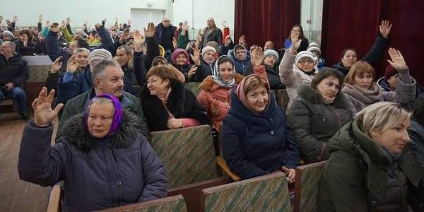 Odesa Oblast: Mykolayivka residents declared their desire to form amalgamated hromada with rayon centre of Ovidiopol