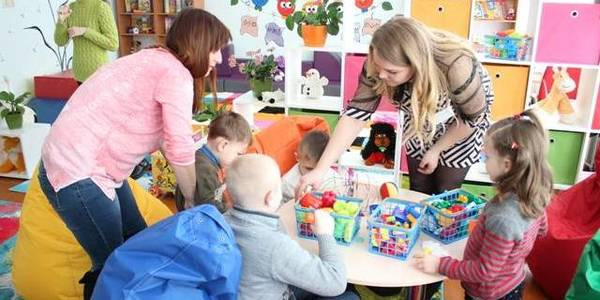 Inclusive centre opened in Radyvylivska AH