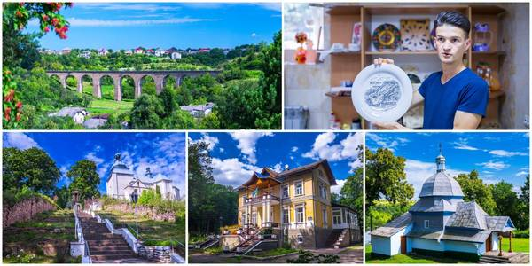 How did Terebovlyanska AH manage to increase the number of tourists to 7 thousand per year?