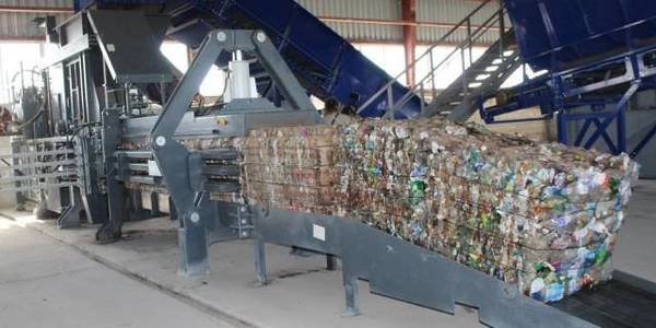 Waste recycling station to be built in Donetsk Oblast
