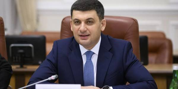 100% of Ukrainians have the right to use decentralisation benefits, – Volodymyr Groysman