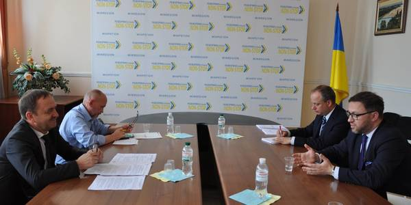MinRegion and the Embassy of the Republic of Poland in Ukraine discussed further cooperation in implementation of important joint projects