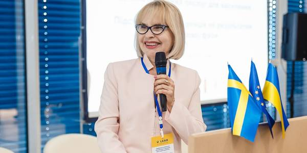 """ASC administrator is not only a contact person, but also active service provider,"" Olha Kalinichenko, U-LEAD with Europe Programme's expert"