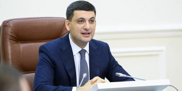 The Government will soon present the local roads' renovation programme, - Volodymyr Groysman