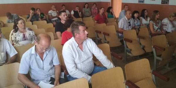 Agricultural hub to be created in Pyadytska AH