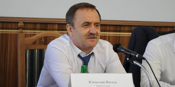 Government appointed Vyacheslav Nehoda as Deputy Minister of Development of Communities and Territories