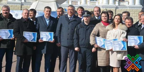 The Hromada Police Officer project has started in the Khmelnytskyi region