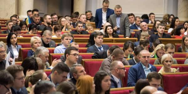 Decentralisation should be focused on youth: hearing on youth issues in Ukraine took place in Parliament