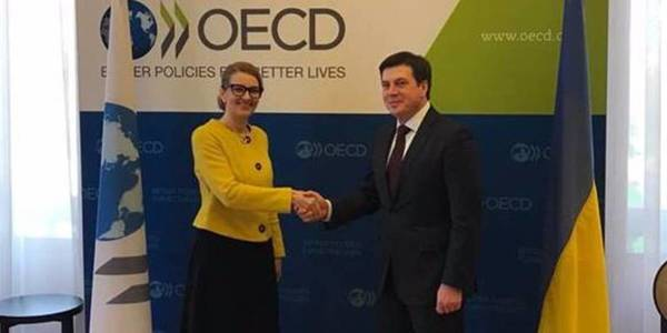 OECD member countries recognised decentralisation success in Ukraine, - Zubko