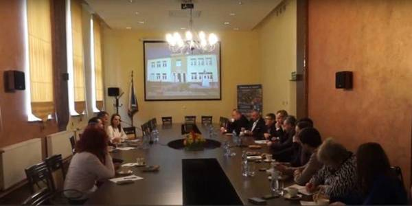 Leaders of hromadas of Rivne and Volyn Oblasts were studying experience of their Polish colleagues from Lublin voivodship