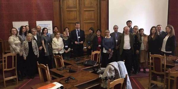 Role and opportunities for universities in European Strategy for Danube Region