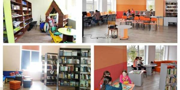 Hromadas of Ternopil Oblast develop library industry