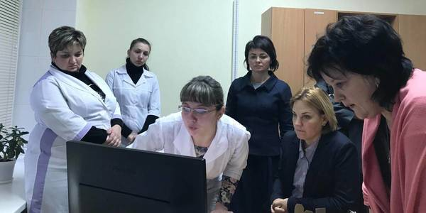Hromadas of Poltava Oblast learned to model primary healthcare work