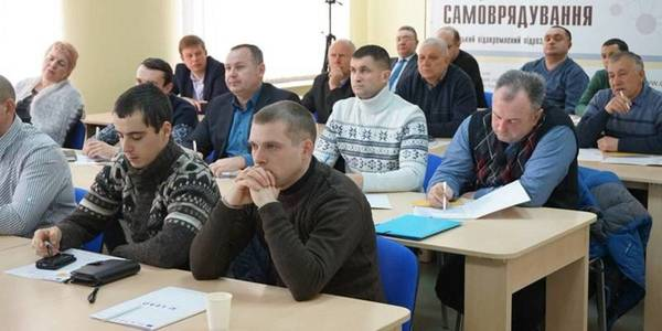 AHs of Vinnytsya Oblast learn to efficiently manage bioresources