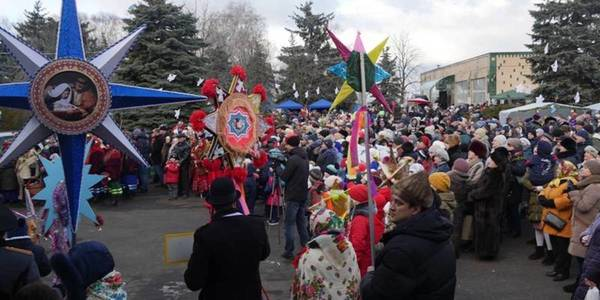 Oblast festival of Christmas Nativity Scenes took place in Zvanivska AH