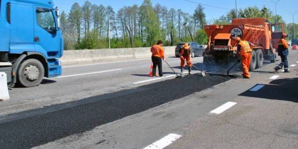 Ukravtodor made list of roads to be built and repaired in 2018