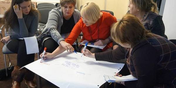 AHs of Zaporizhzhya Oblast learn to solve conflicts through dialogues of understanding