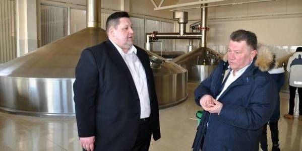 Plant in Radomyshl Rayon produces 200 million bottles of beer per year