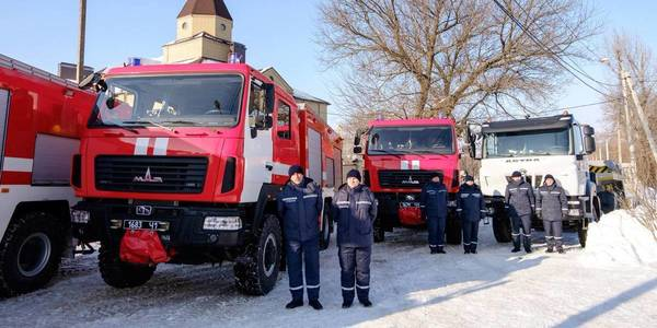 Hromadas of Donetsk Oblast will use new specialised machinery