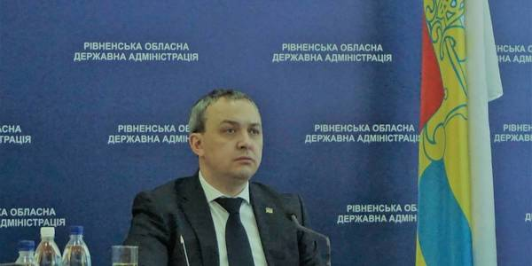 Benefits of amalgamated hromadas are evident, - Oleksiy Mulyarenko, head of Rivne Oblast State Administration