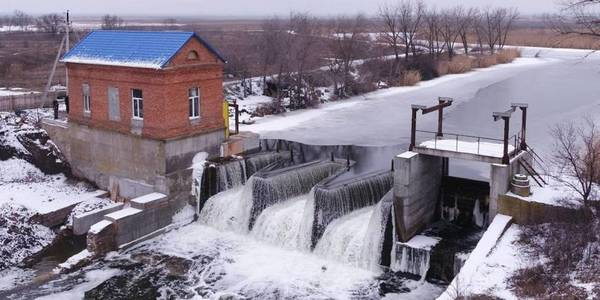 First mini-hydroelectric power plant was built in Dnipropetrovsk Oblast - Valentyn Reznichenko