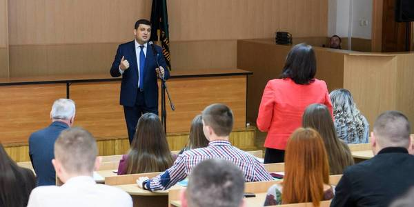 Prime Minister: Decentralisation strengthens responsibility of local authorities and hromada expectations of its leaders