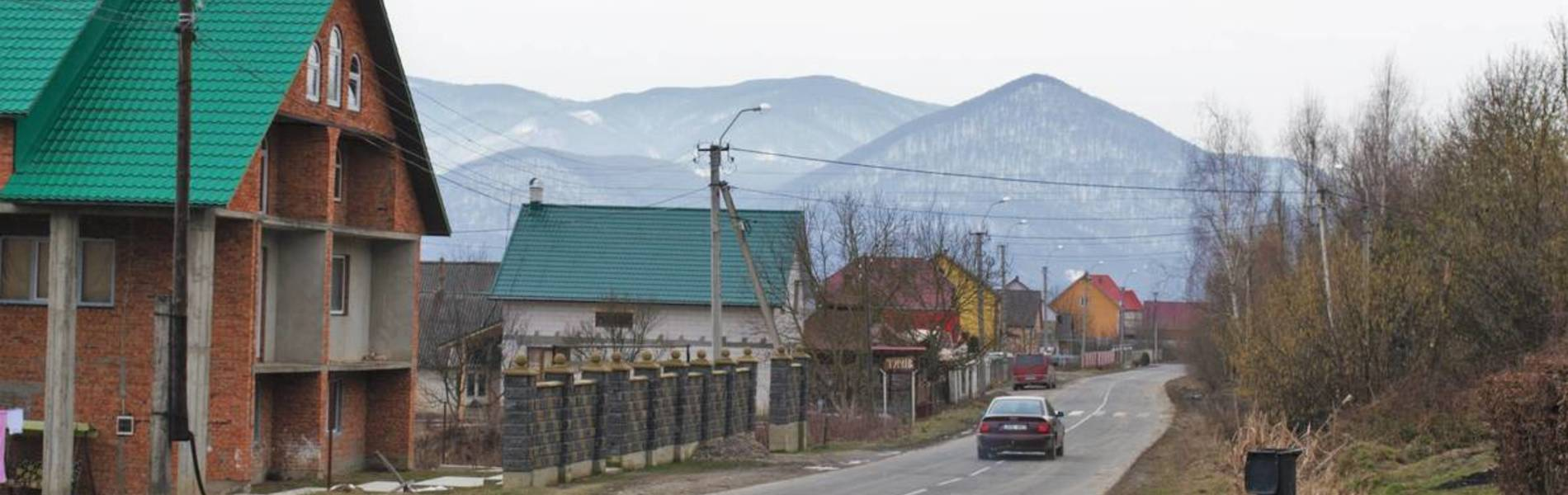 """Our village has started to well and truly live only now – within urban hromada…"""