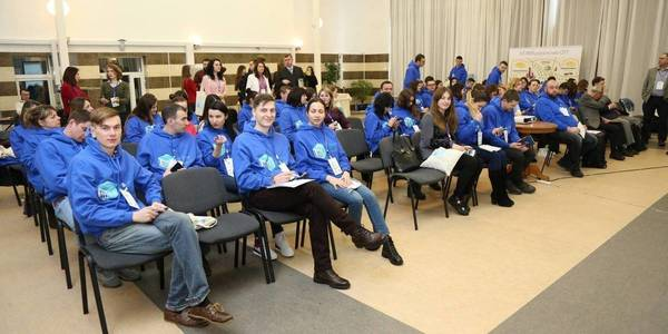 DOBRE-LID: youth from amalgamated hromadas learnt to develop their leadership potential