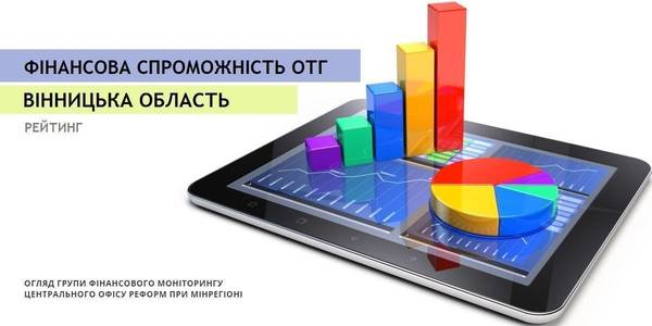 Financial capacity of AHs in Vinnytsia Oblast, - expert analysis
