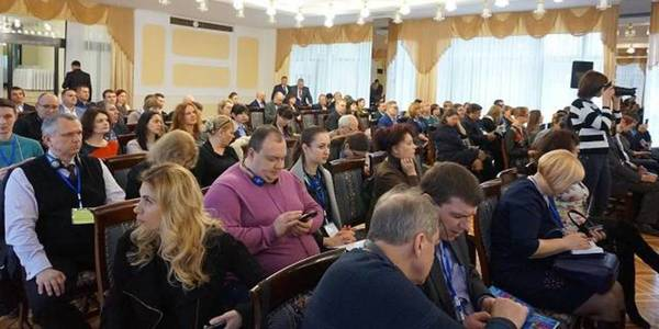 Cross-border cooperation projects discussed in Odesa