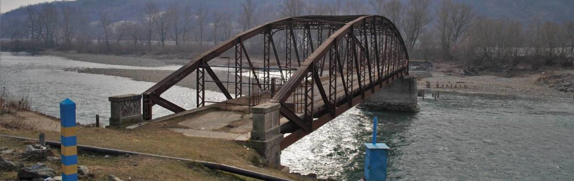 Tyachiv bridge: AH infrastructure development in Zakarpattya Oblast
