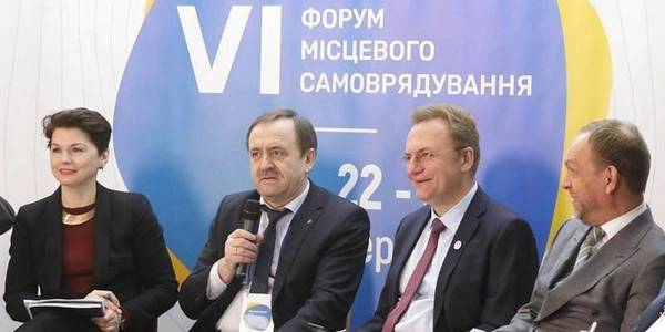 No need to look for enemies of decentralisation, we must jointly move the reform and convince those against it - Vyacheslav Nehoda