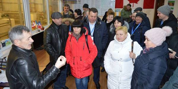 "Study tour ""Best practices: experience of amalgamated hromadas"" took place in Dnipropetrovsk Oblast"