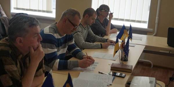 "Students proposed that Myliatska AH creates ""Berry cultivation cooperative"""