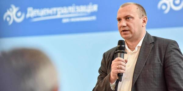 To complete the decentralisation reform amendments to the Constitution are needed, - Serhiy Sharshov