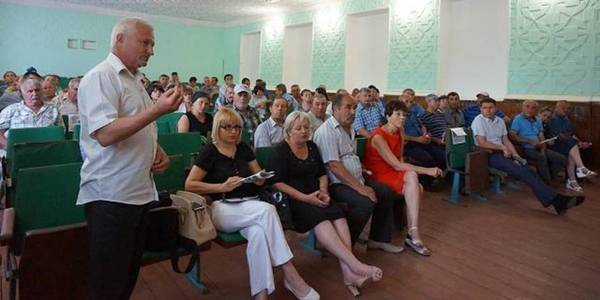 """What does non-amalgamation deprive us of?"": discussions on AH formation in south of Odesa Oblast"