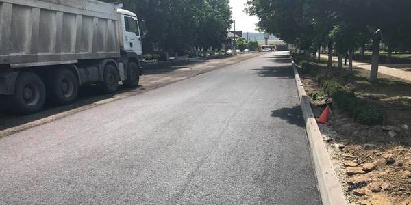 20 streets will be repaired in Velykomykhaylivska hromada in Odesa Oblast