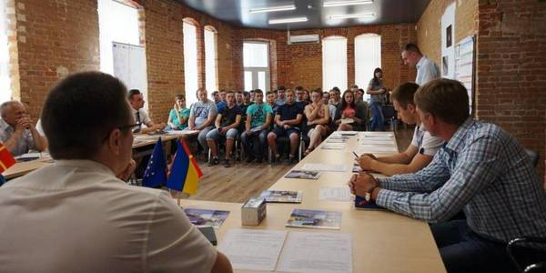More than 50 students will pass their internship in AHs of Zhytomyr Oblast this summer