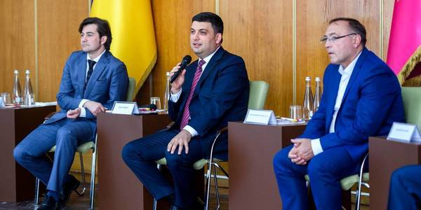 Volodymyr Groysman: Culture and economy are interrelated things, growth of economy allows to preserve and increase cultural heritage