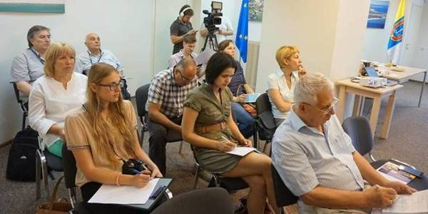 28 AHs, more than 300 events for 3000 participants and new projects: results of work summed up in Odesa Local Government Development Centre