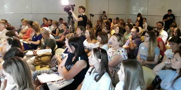 Family doctors of Odesa Oblast learned peculiarities of communication with patients and modern medical practice methods