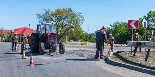 Lannivska AH will be repairing roads jointly with gas producers