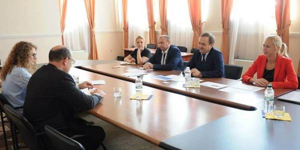OSCE to engage in dialogue on voluntary accession of hromadas to cities of oblast significance
