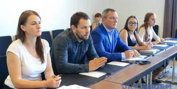 AH representatives in Zaporizhzhia Oblast learned to search for investors